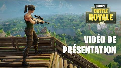 Fortnite Battle Royale - Trailer de lancement