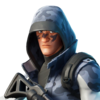 Arctic Intel - Outfit - Fortnite