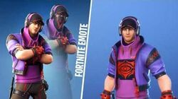 ASMODÉE (Outfit Fortnite)
