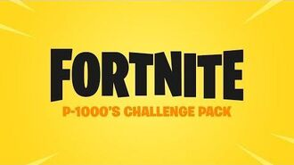 Fortnite - P-1000