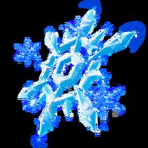 Fortnite Schneekristall Skin