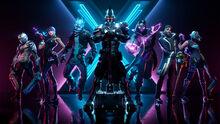 Key Art - Battle Pass Season 10 - Fortnite