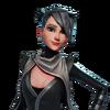 Sarah, maître du shuriken légendaire