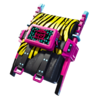 Blade Bag - Back Bling - Fortnite