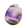 Eggshell - Back Bling - Fortnite