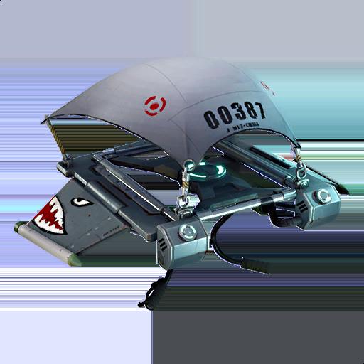 Mako - Glider - Fortnite