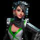 Jade Assassin Sarah - Hero - Fortnite