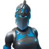 Frozen Red Knight - Outfit - Fortnite