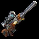 Fusil de sniper à tube