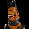 Lamouraï, ninja véloce