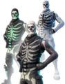Soldat au Crâne (Styles)