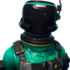 Toxic Trooper - Outfit - Fortnite