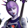 Dark Power Chord - Outfit - Fortnite