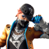 Biz - Outfit - Fortnite