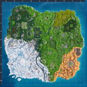 Fortnite S7 Map Paradise Palm