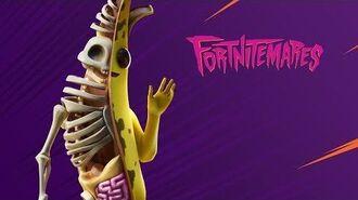 Fortnite Shorts - Peely Bone Rises