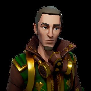 Legendary (Shamrock)