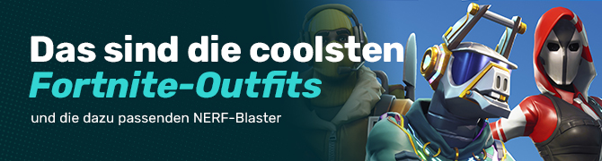 Fortnite Outfits Banner