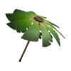 Palm Leaf - Umbrella - Fortnite