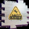 Trap Warning - Spray - Fortnite