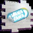 Nana Nana - Spray - Fortnite