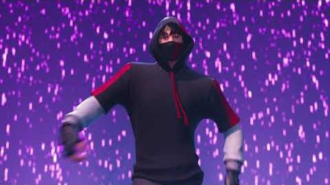 Introducing the Exclusive iKONIK Fortnite Outfit
