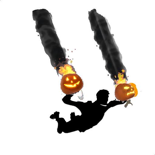 Jack-O-Lantern - Contrail - Fortnite