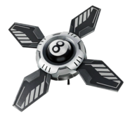 Fortnite 8-Ball-Propeller Skin