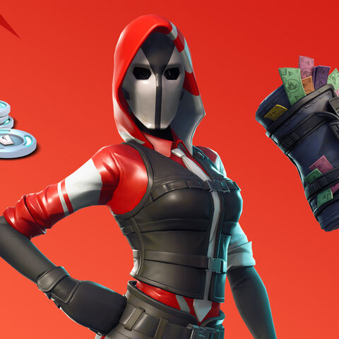Ace Pack, featuring Ace Outfit, Swag Bag back bling