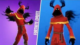 L'ONBRE OCCULTE (Outfit Fortnite)