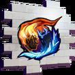 Fire v Ice - Spray - Fortnite