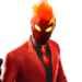 Inferno (New) - Outfit - Fortnite
