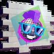 Disco Baller - Spray - Fortnite
