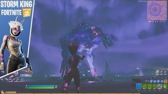 *GAMEPLAY* STORM KING LTM SKIN (Gameplay Fornite) NO COMMENTARY