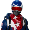 Alpine Ace USA - Outfit - Fortnite