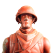 Petit Soldat (Rouge)