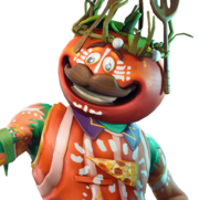 Tomatohead Crown - Outfit - Fortnite
