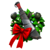 Combat Wreath - Back Bling - Fortnite