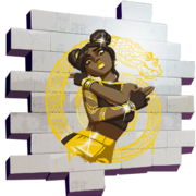 Luxe - Spray - Fortnite