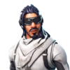 Absolute Zero (New) - Outfit - Fortnite