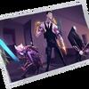 Boss Fight - Loading Screen - Fortnite