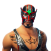 Masked Fury - Outfit - Fortnite