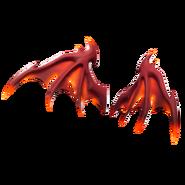 Fortnite Dämonica-Schwingen Skin