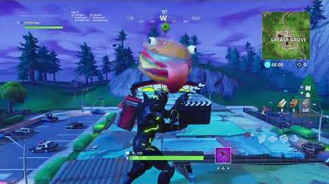 Fortnite Durr Burger Disappearing Live