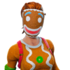 Ginger Gunner - Outfit - Fortnite