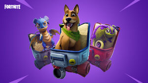 Pets - Fortnite - Battle Royale