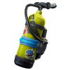Air Tank - Back Bling - Fortnite