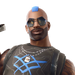 Anarchy Agent - Outfit - Fortnite