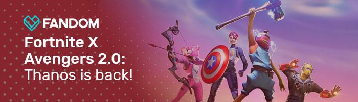 Fortnite Avengers Englisch