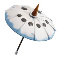 Paraguas Copo de Nieve